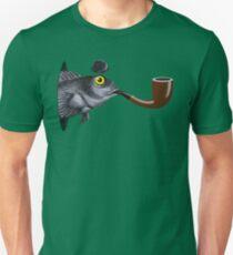 Magritte Fish Unisex T-Shirt