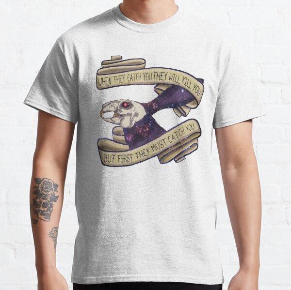 Rabbit death (white) Classic T-Shirt