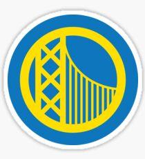 Oakland Warriors Concept Sticker