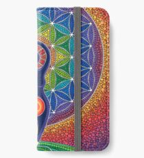 Goddess of the World iPhone Wallet/Case/Skin