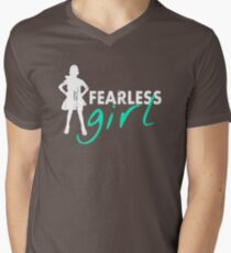 Fearless Girl - Vintage T-Shirt