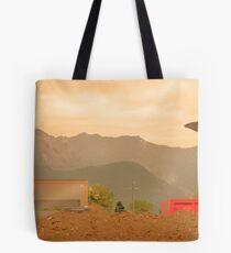 Paesaggio Industriale Tote Bag