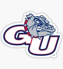 Gonzaga Logo Sticker