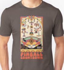 Pinball Countdown Unisex T-Shirt