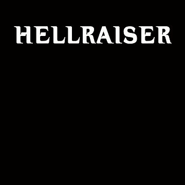 HELLRAISER by ScottToddy