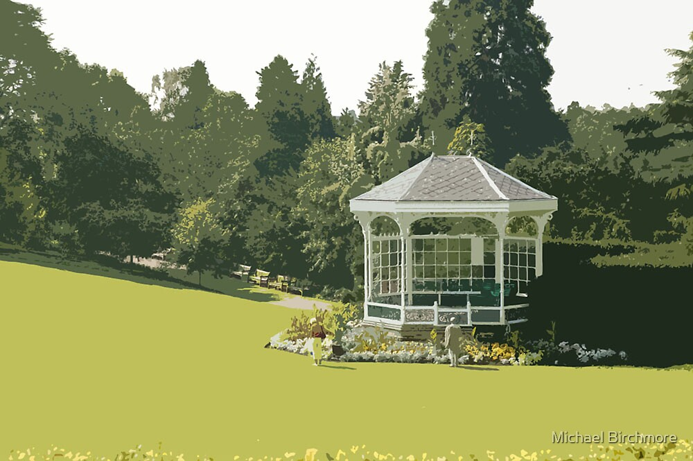Birmingham botanical gardens by Michael Birchmore