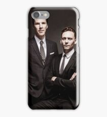 Tom & Ben  iPhone Case/Skin