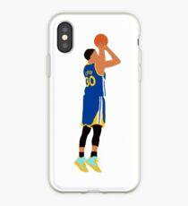 Stephen Curry Jumpshot  iPhone Case