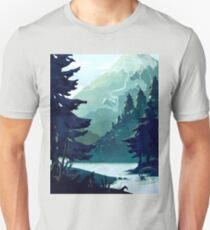 Canadian Mountain T-Shirt