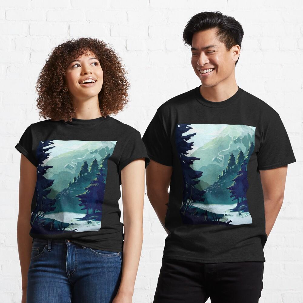 Canadian Mountain Classic T-Shirt