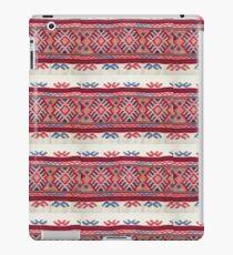 Knit Native Look Print iPad Case/Skin