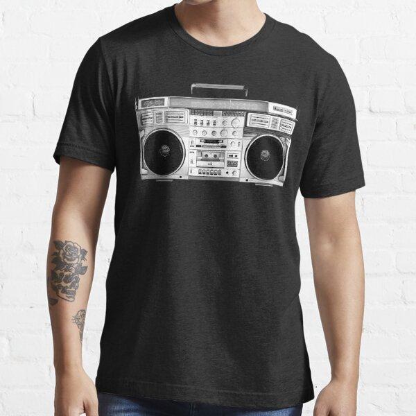 Boom Box Essential T-Shirt