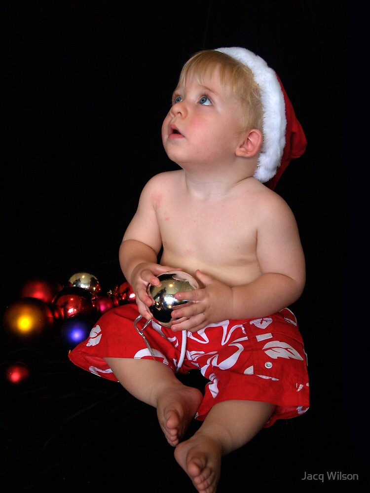 Is it a bird, is it a plane............is it Santa??!!! by Jacq Wilson