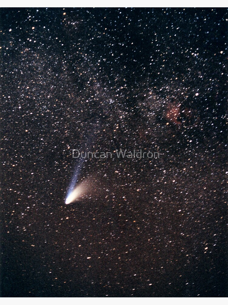 Comet Hale-Bopp by DuncanW