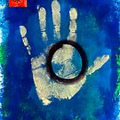 Health Hand Print by Elena Ray