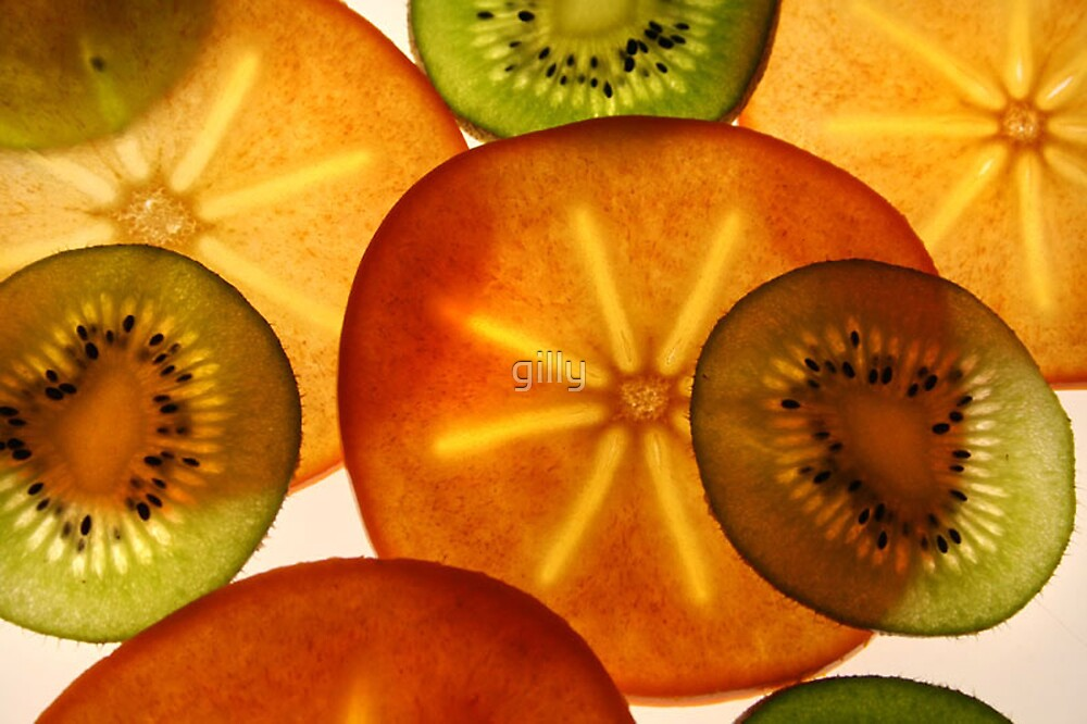 Fruity by Gill Duncan