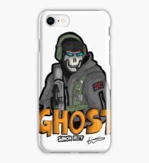 Ghost 'Simon Riley' iPhone Case/Skin
