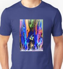 Fish Fantasy Slim Fit T-Shirt