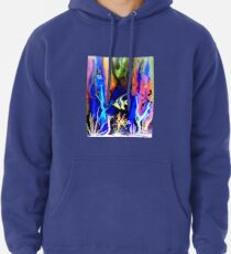 Fish Fantasy Pullover Hoodie