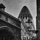 The Gherkin by photograham