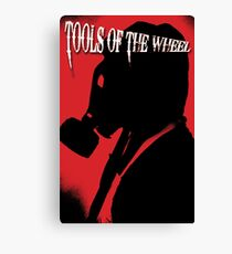 Tools Of The Wheel By 360 Sound and Vision Canvas Print