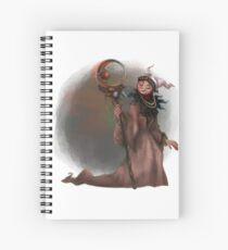 Make My Monster GROW! Spiral Notebook