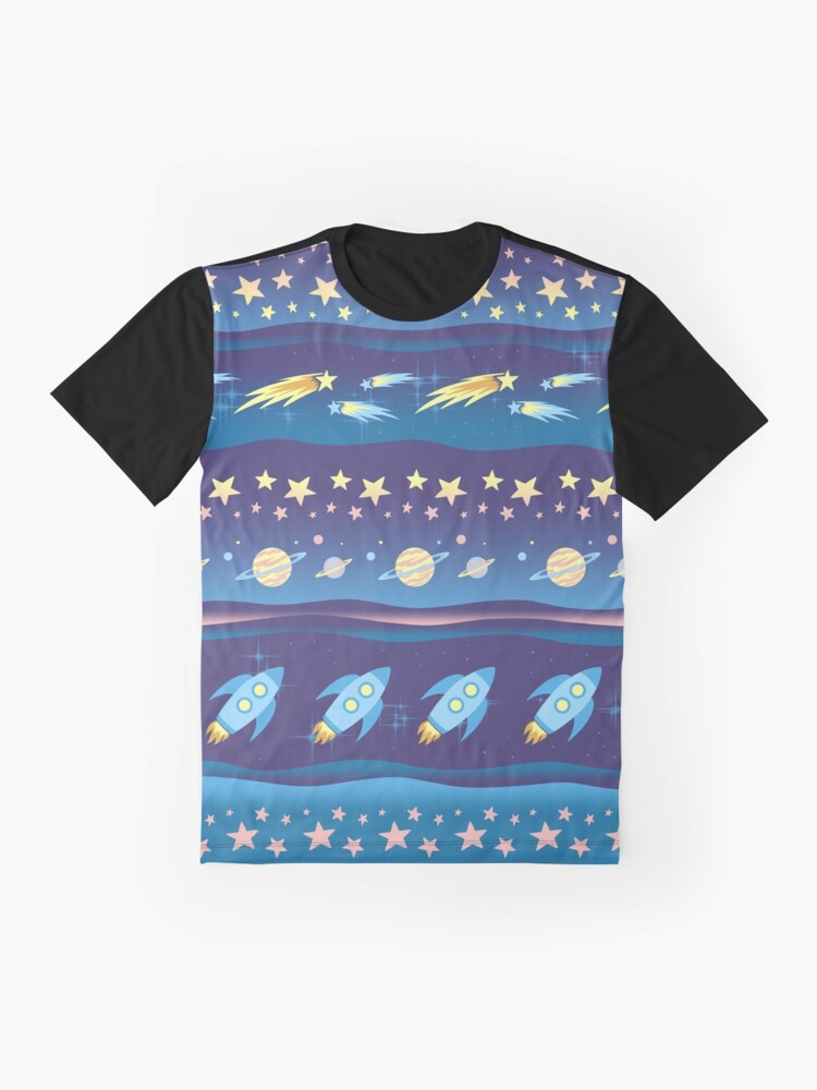 Alternate view of Space Explorer Graphic T-Shirt