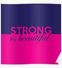 Strong is Beautiful II Poster