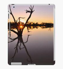 Outback Sunrise iPad Case/Skin