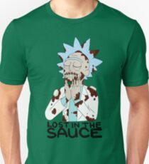 Lost in the Sauce  T-Shirt