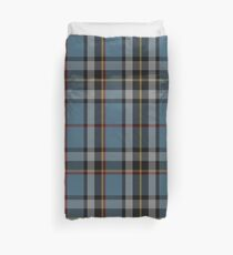 MacTavish Dress Clan/Family Tartan  Duvet Cover