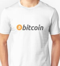 Bitcoin Crypto Currency Unisex T-Shirt