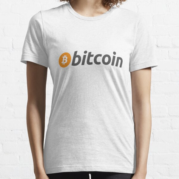 Bitcoin Crypto Currency Essential T-Shirt