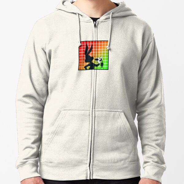 Absolute Cult Looney Tunes Girls Bugs Bunny A-Lister Hoodie