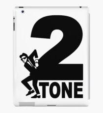 2 tone iPad Case/Skin