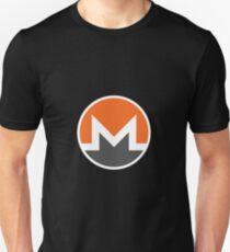 Monero Crypto Currency Unisex T-Shirt