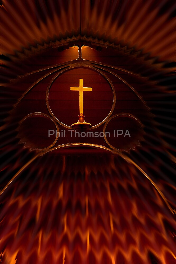 """""""The Light Of The World"""" by Phil Thomson IPA"""