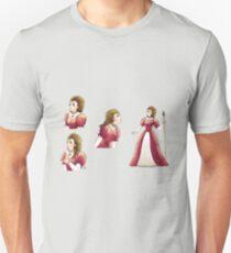 Lucinda Reunites The Royal Family Unisex T-Shirt