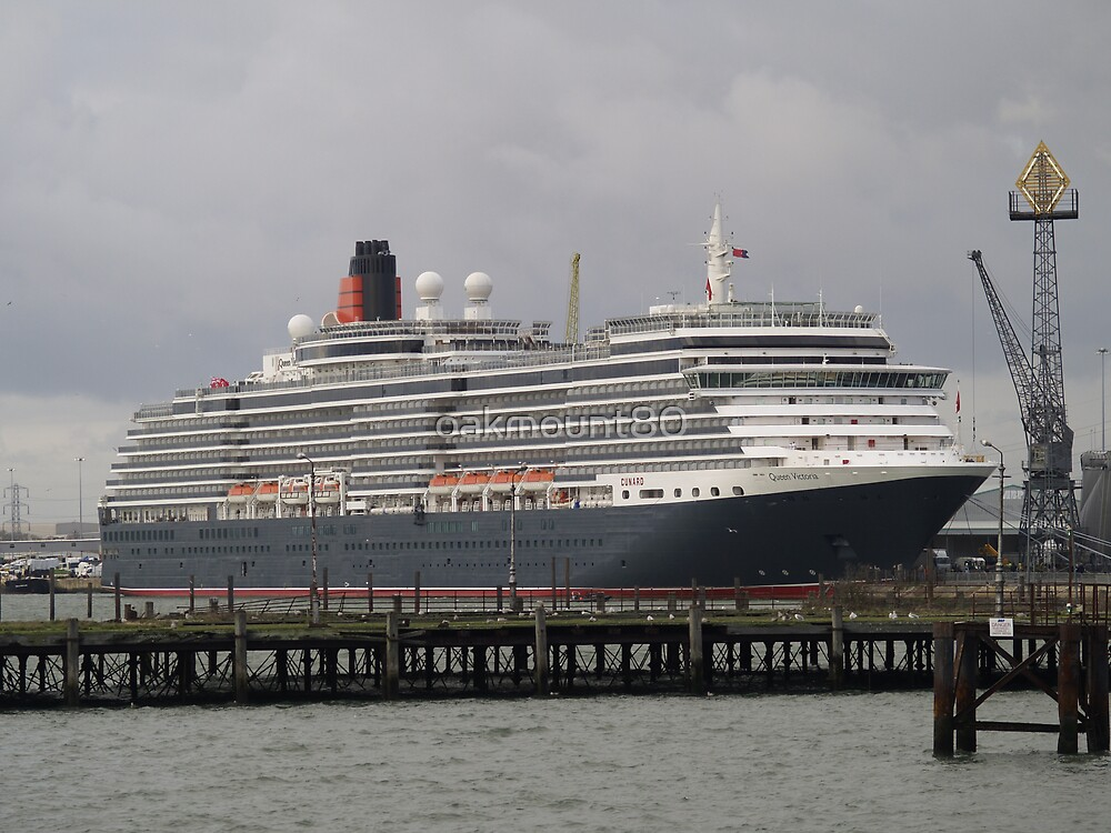 Cunards New Arrival by oakmount80