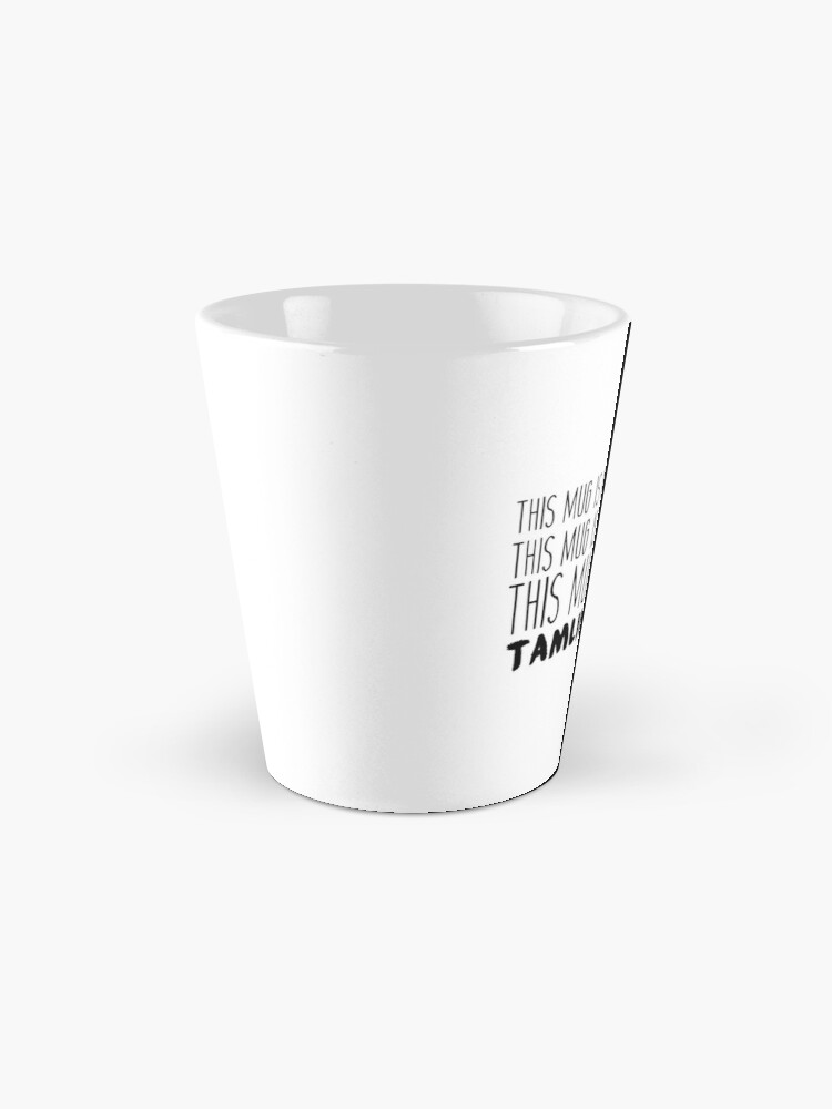 Alternative Ansicht von Acomaf (Tamlin, kleinere Design) Tasse