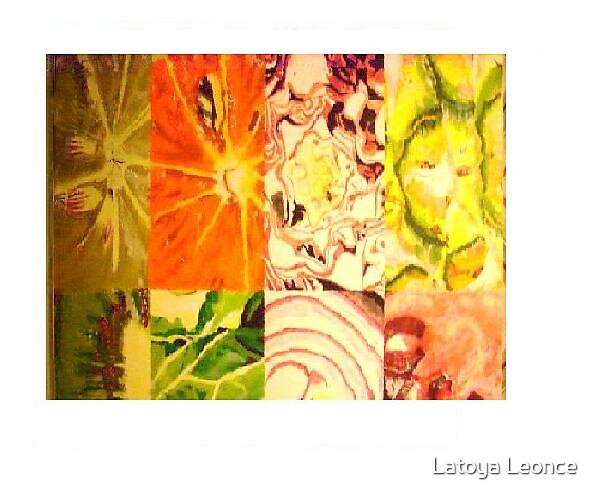 Fruits Internal by Latoya Leonce