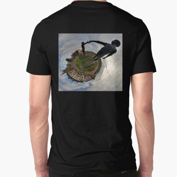 Hands Across the Divide, Derry Slim Fit T-Shirt