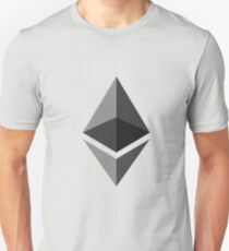 Ethereum Crypto Currency Unisex T-Shirt