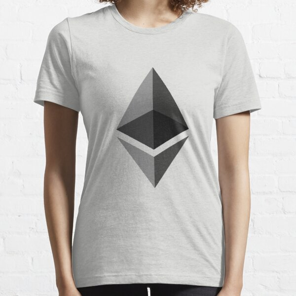 Ethereum Crypto Currency Essential T-Shirt