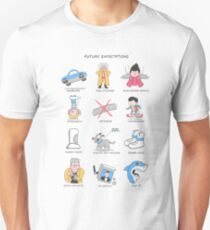 Future Expectations Unisex T-Shirt