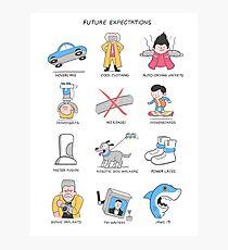 Future Expectations Photographic Print