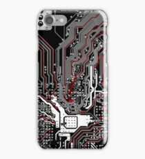 Metro - Project Chipset iPhone Case/Skin