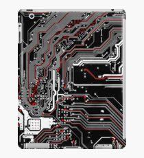Metro - Project Chipset iPad Case/Skin