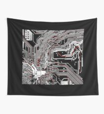 Metro - Project Chipset Wall Tapestry