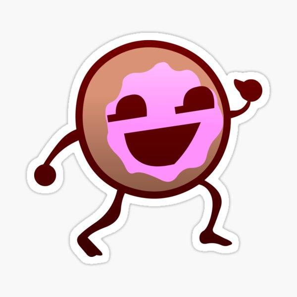 Delightful Donut Sticker